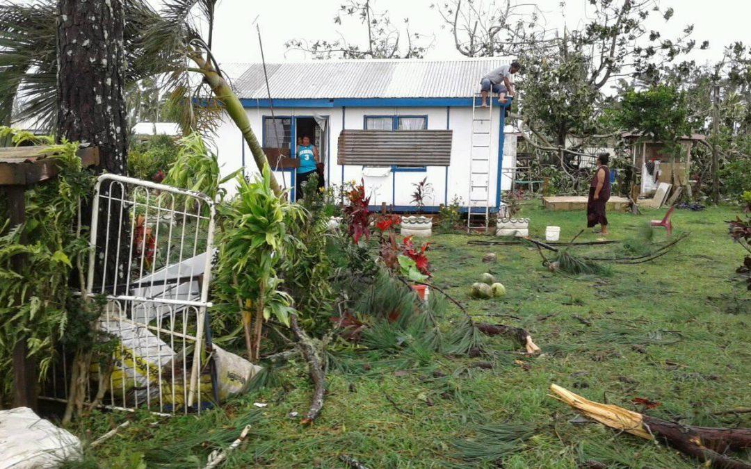 Cyclone Gita Household Impact Assessment Survey